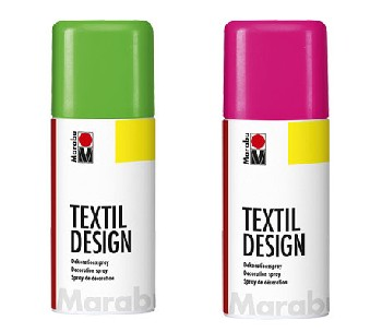 Боя за текстил на спрей  Marabu TextilDesign Colorspray