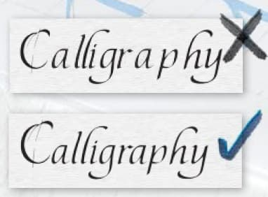Калиграфски маркер Artist Pen Calligraphy, Soft Calligraphy Faber-Castell