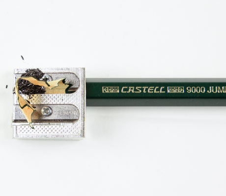 Острилка метална двойна Faber-Castell